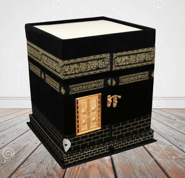 khwajadarbar Kaaba Replica Quran Box Holder