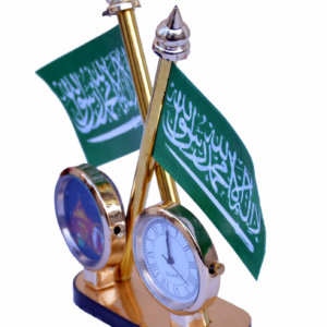 Ajmer Sahrif Dargah Table Clock Decor