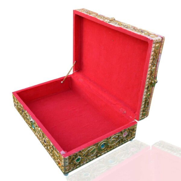 Artwork Golden Quran Box Stand