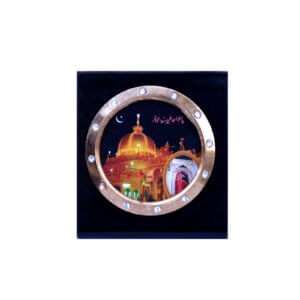 ajmer sharif dargah kgn car dashboard decor islamic muslim
