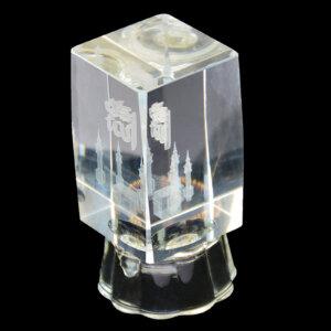 Miniature Mecca Crystal
