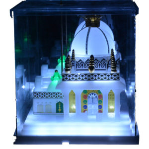 Ajmer Sharif Dargah Replica in Light Box
