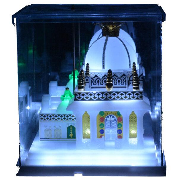 Ajmer Sharif Dargah Replica in Light Box
