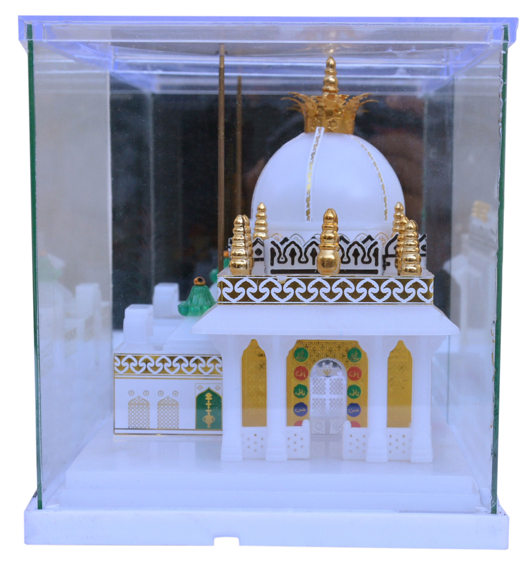 Ajmer sharif dargah replica in light box khwajadarbar ajmer sharif dargah replica in light box thecheapjerseys Image collections
